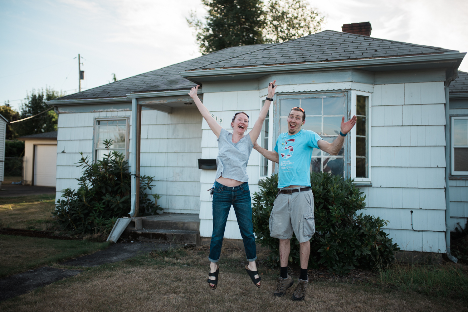 Flipping a House in Northeast Portland